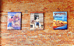 We love so many of our South Dakota Magazine covers, and these three in particular have a special place in our hearts.