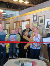 Ribbon Cutting at Current Location