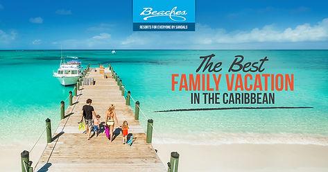 Beaches Caribbean Vacation Trips