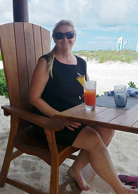 Sandals Great Exuma Resort with Adventures of a Lifetime Travel and Cruise travel planner/ owner - Suzanne