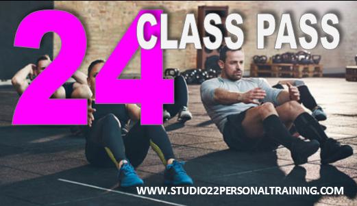 24 - Class Pass