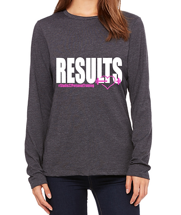 RESULTS - Jersey Long-Sleeve T-Shirt