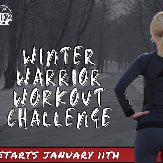 Winter Warrior Workout Challenge