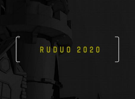 RUDUO 2020 – Jūsų laukiantys RENGINIAI