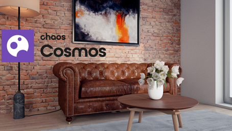 Chaos Cosmos - Free 3D content collection for architects and designers