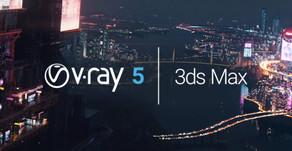 """Workshop'as: """"V-Ray 5 for 3ds Max"""" – naujos vizualizavimo galimybės"""