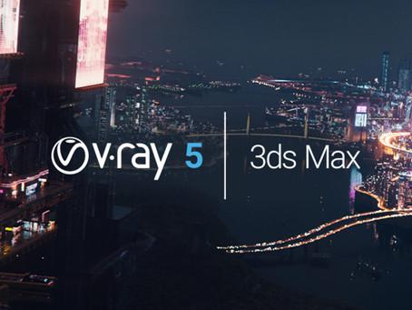 """""""V-Ray 5 for 3ds Max"""" – naujos vizualizavimo galimybės"""