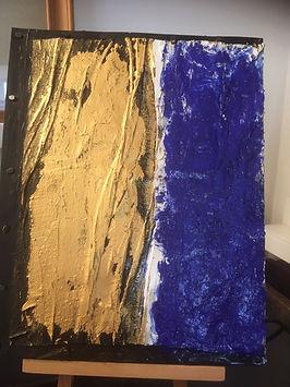 P.Gouron, Or et Bleu.jpg