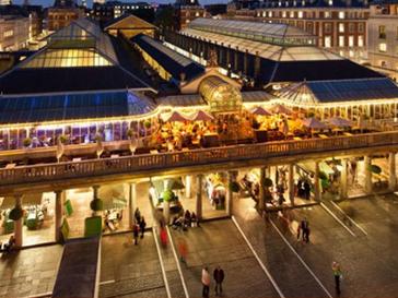 London's Hot Venues & Hotels