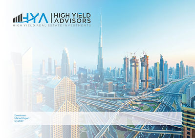 Dubai Downtown Real Estate Market Report