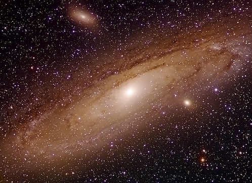 Andromeda And Friends