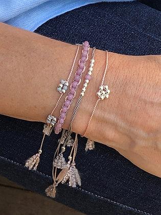 Stacking bracelets (silver)