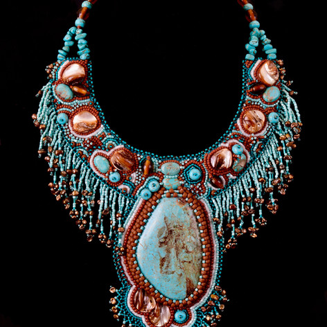 Turquoise Teardrop | Jewelry