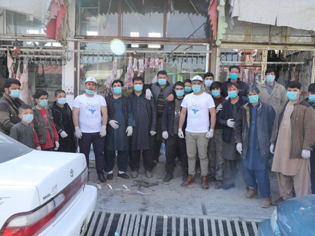 Afghans Rally to Defeat a Common Enemy: COVID-19