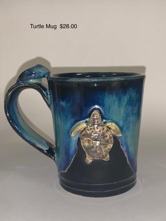 Turtle Mug Straight