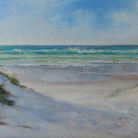 Seascape | Oil | 10 x 20
