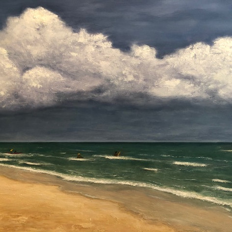 Surf's Up | Oil | 24 x 30