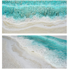 """Thinking of the beach 