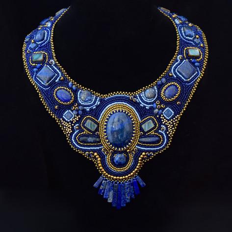 Lapis Wings | Jewelry