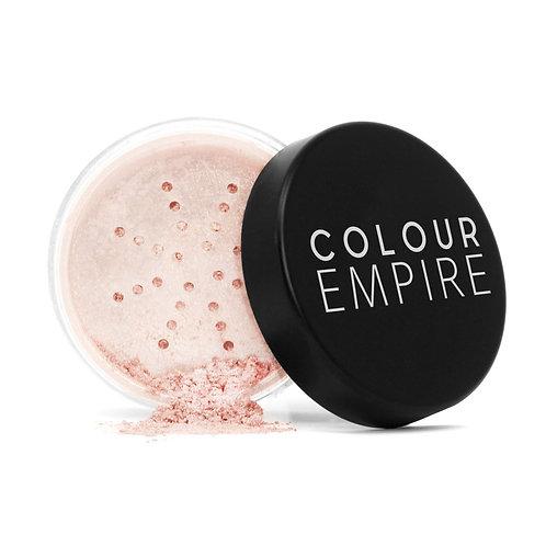 2-in-1 Highlight + Eye Shimmer Loose Powder - Nova