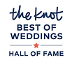 The Knot Best of Weddings Hall of Fame Salon