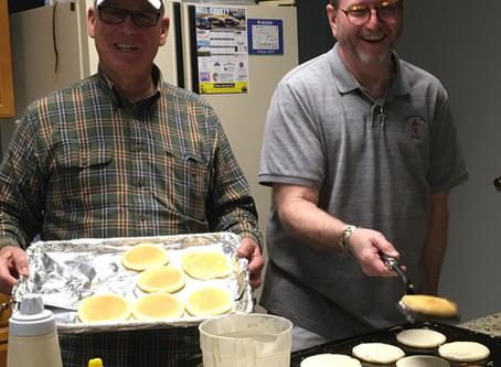 Shrove Tuesday Pancakes Fundraiser