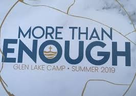 Encourage our Youth headed to Camp!