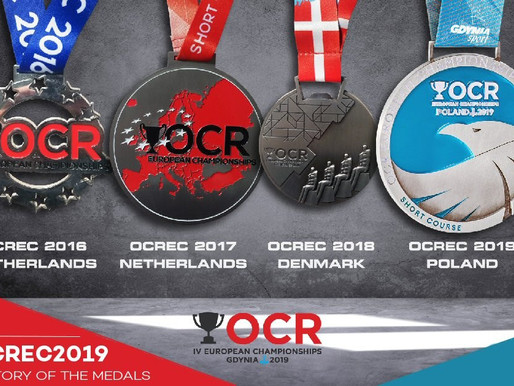 Wszystkie rodzaje biegów na Mistrzostwach Europy OCR 2019