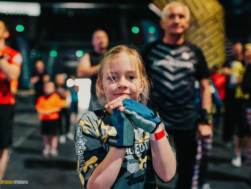 Brudne dzieci to szczęśliwe dzieci? - relacja z Runmageddon Family.