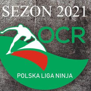 Liga OCR 2021 - o co w tym chodzi oraz pierwsze wrażenia z pierwszego biegu Adrenaline Rush OCR