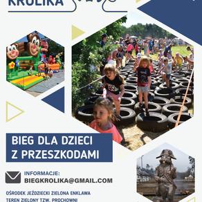 Zapowiedź V Biegu Królika - Gniezno - 05.09.2021