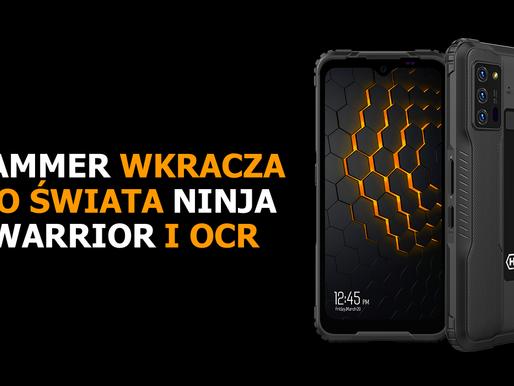 HAMMER - poznajcie markę sprzętu idealnego na OCRy a jednocześnie sponsora Ninja Warrior Polska