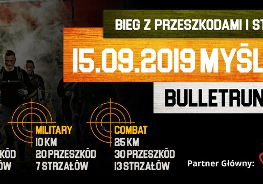 BulletRun - OCRowy strzał w dziesiątkę czy strzelanie ślepakami? - relacja z biegu