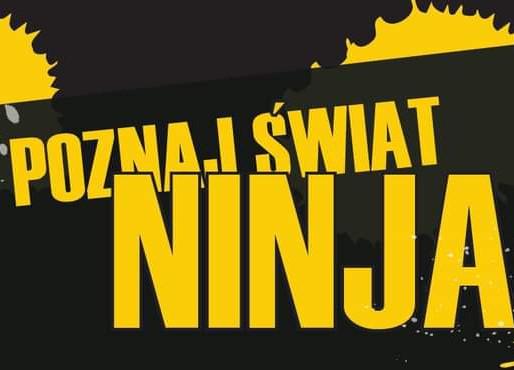 Twoje dziecko też chce być Ninja? Jest na to sposób! Warsztaty Ninja Kids w Krakowie