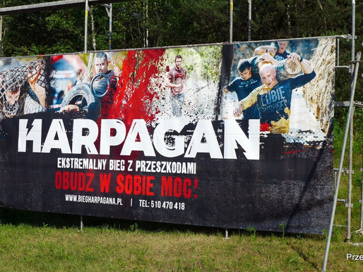 Bieg Harpagana - relacja z zawodów Endurance 10 km.