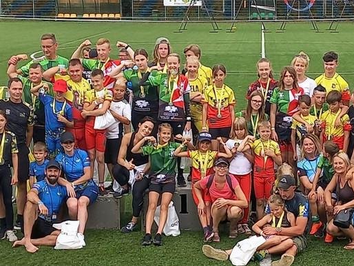 Relacja z Śląska Liga OCR Kids  31 lipca 2021Rybnik