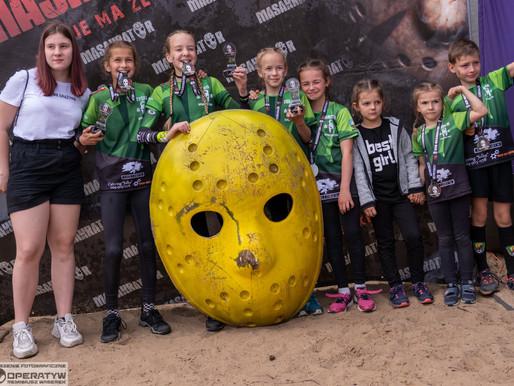 Relacja z WSB Masarator Kids - Dąbrowa Górnicza 05.06.21