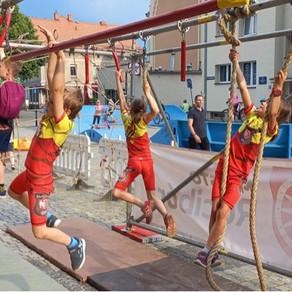 Relacja z I Mistrzostw Raciborza NINJA OCR kids