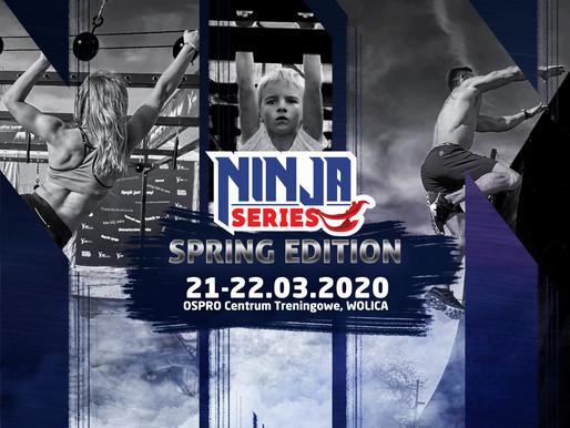 21 marca startuje Ninja Series, a wraz z nią Polska Liga Ninja. Co, jak, gdzie, po co i dlaczego?