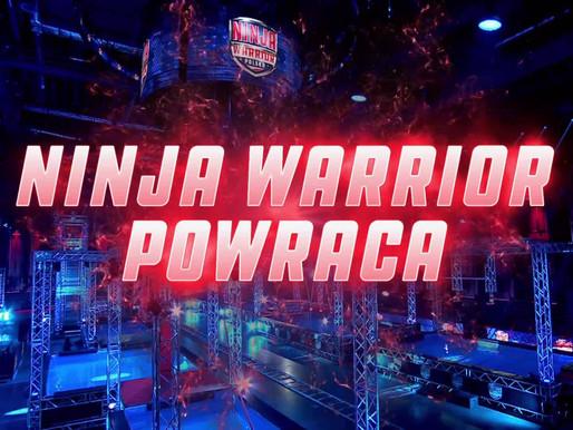 Ninja Warrior Polska - powrót na widownię