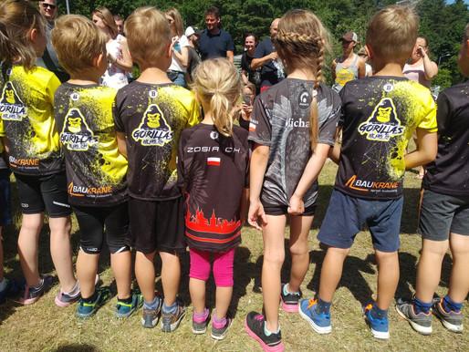 Dziecięce biegi OCR - Kids OCR - zapowiedź cyklu w ramach Gładko przez Przeszkody