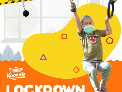 LockDown - wirtualna gra OCR dla KIDSów od Kooźnia