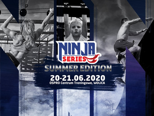20 czerwca startuje cykl zawodów Ninja Series !!! Aktualizacja