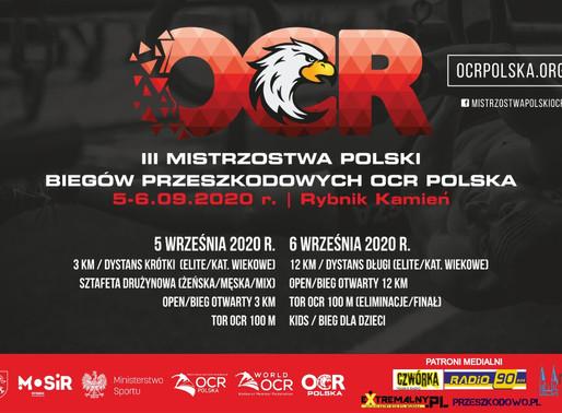 III Mistrzostwa Polski OCR 2020
