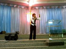 trinidad stage