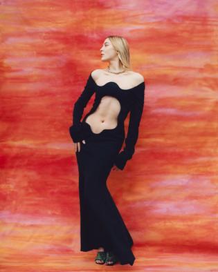 Vogue italia - Miss Alejandra Munoz