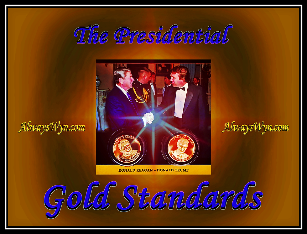 The Presidential Gold Standards