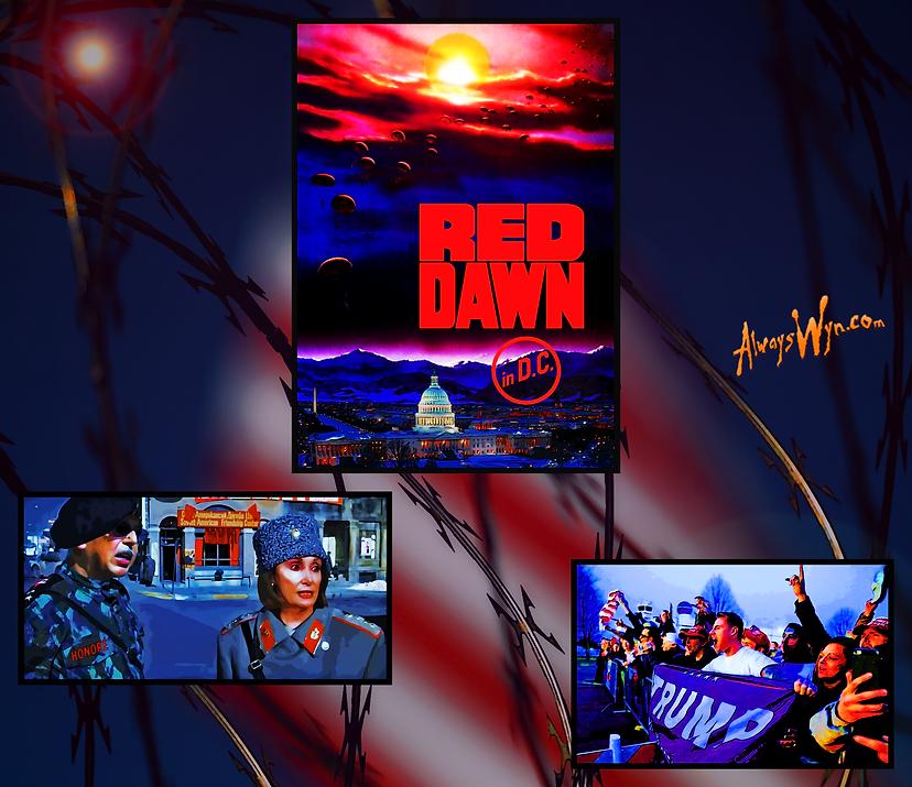 Red Dawn in D.C.