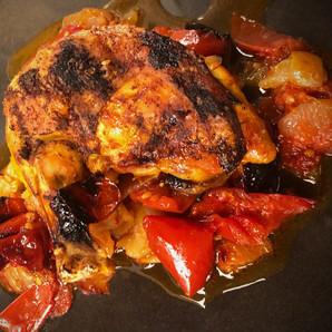 Liberian chicken