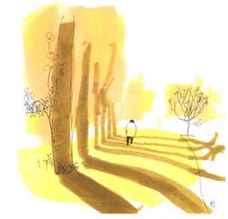 la promenade